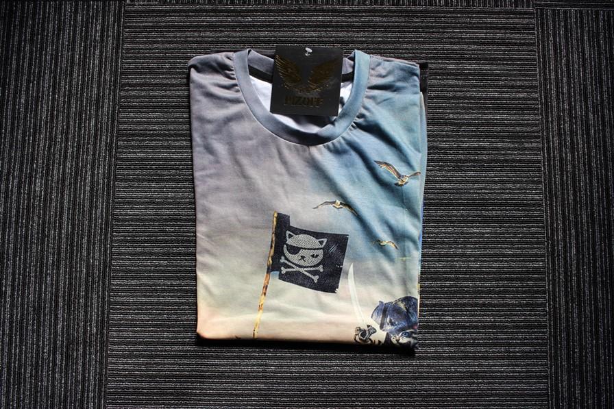 ピゾフのTシャツ