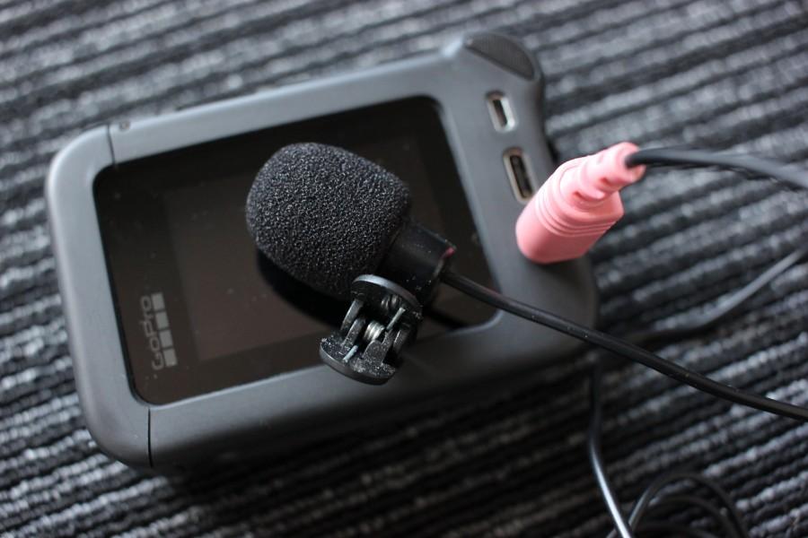 gopro mic